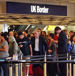 Immigration staff at airports including Heathrow will strike next Thursday over public sector pensions