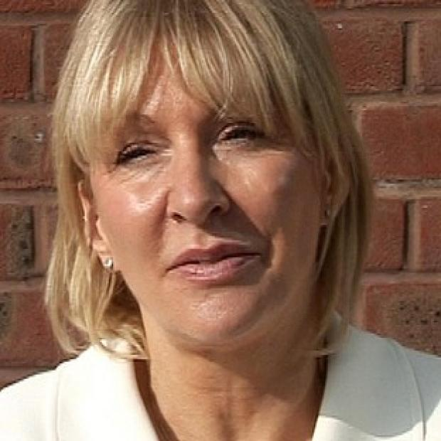 Bournemouth Echo: Tory MP Nadine Dorries has branded both David Cameron and George Osborne as 'dangerous'