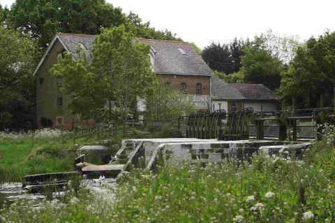 DERELICT: Throop Mill