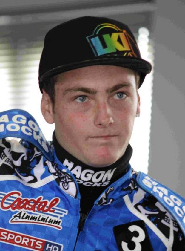 Speedway star Darcy Ward fled police while drunk and on drugs