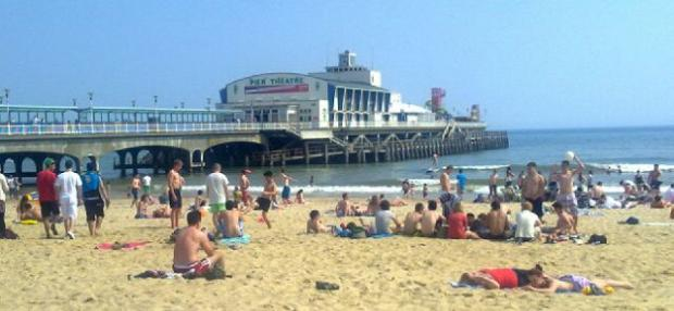 Bournemouth Echo: In pictures: Dorset basks in sunshine as weekend set to welcome warmer weather