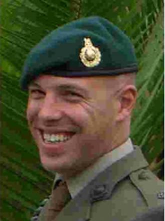 Sgt Luke Taylor killed by Afghan soldier with a personal grievance