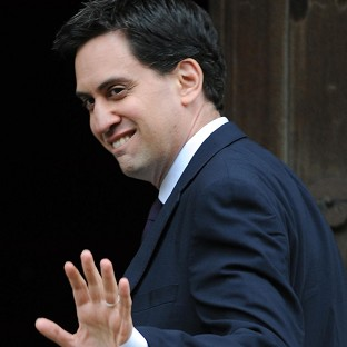 Cameron is tainted PM says Miliband