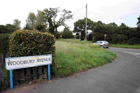 CAMPAIGN: Residents are calling for land near Woodbury Avenue and Throop Road in Bou