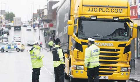 Bournemouth Echo: Inquest into death of pensioner who died in Winton lorry accident