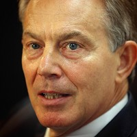 Blair in admission on economic woe