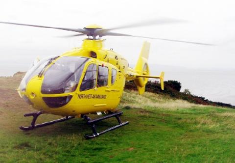 Air Ambulance needs your support