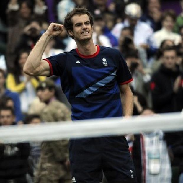 Great Britain's Andy Murray could finish his Olympic campaign with two gold medals