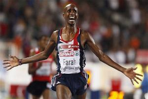 Be the next.... Mo Farah
