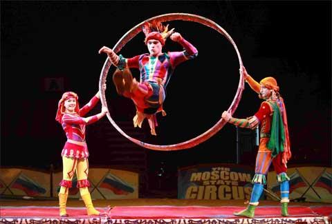 Bournemouth Echo: Moscow State Circus: world-famous troupe rolls into town
