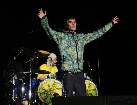 Bournemouth Echo: Stone Roses perform