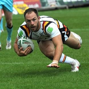 Luke Gale was the star as Bradford beat Huddersfield