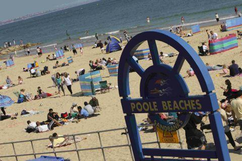 Hotels, beach huts, shops - and fewer cars: the master plan for Poole's beaches