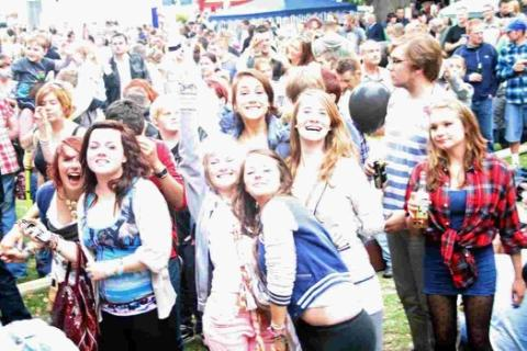 Bournemouth Echo: The annual Party in the Park will be taking place at Ashley Cross in Poole