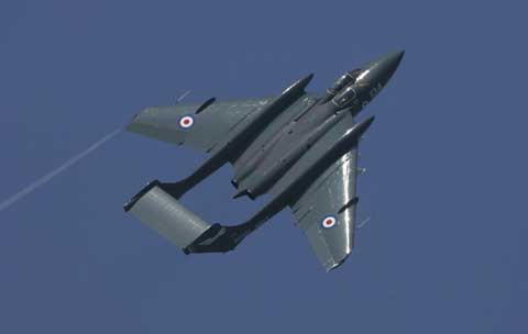 Sea Vixen won't be appearing at this year's Bournemouth Air Festival
