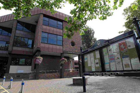 SOLD OFF: Plans for the Civic Offices look likely