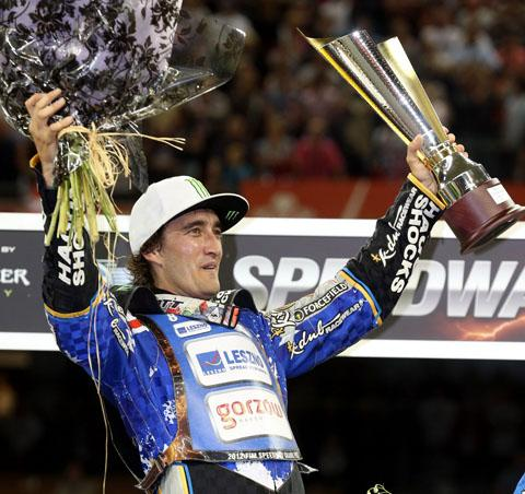 FLYER: Chris Holder