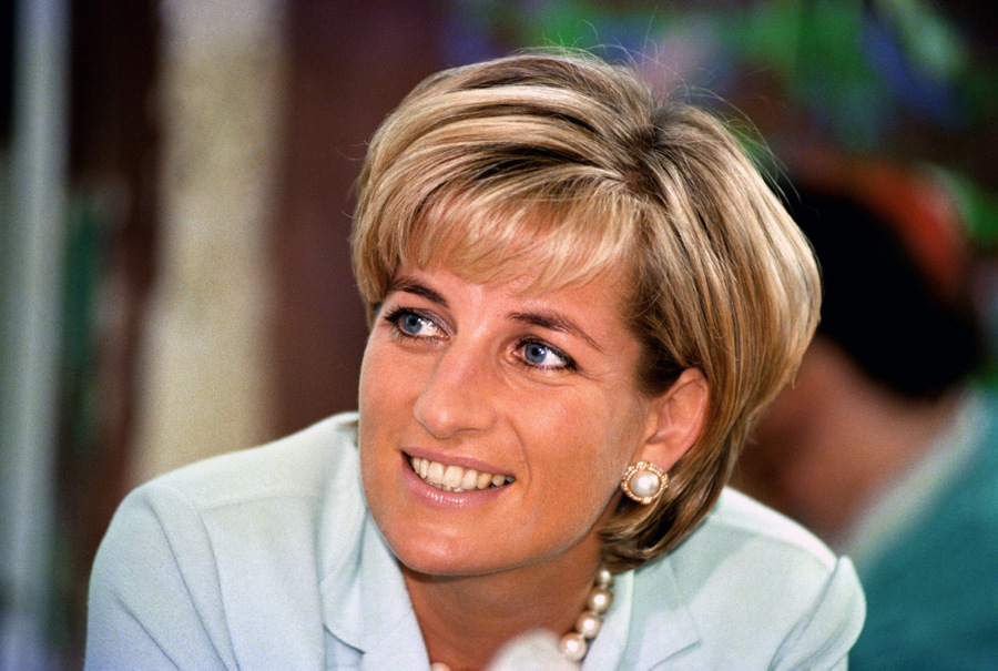 Bournemouth Echo: PRINCESS OF WALES: Diana died 15 years ago today