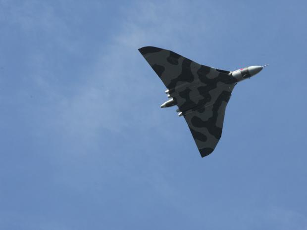 It's coming: Vulcan set to fly in for Bournemouth Air Festival