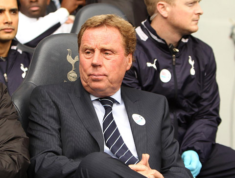 BACK HOME: Harry Redknapp has taken on an advisory role at Cherries