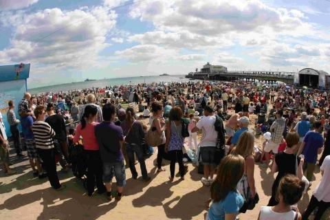 Bournemouth Air Festival - one of the best in the world, say Americans