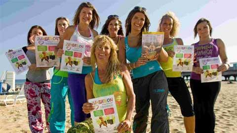 Zumba!: Instructor, Sharon Rodgers is organising a Zumbathon at the BIC