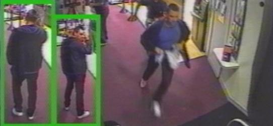 Do you recognise men sought in bank robbery?