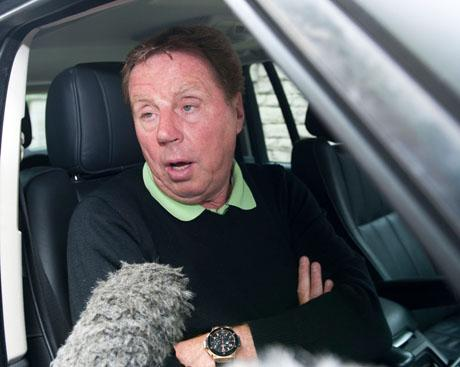 FORMER CHERRIES BOSS: Harry Redknapp managed Cherries to their greatest FA Cup moment against Manchester United in 1984