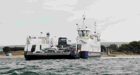 SERVICE: The Sandbanks Ferry