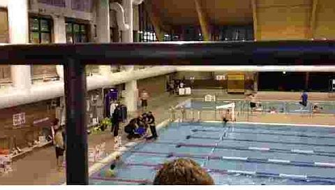 VIDEO: Swimmers shocked as police restrain man at Littledown Centre