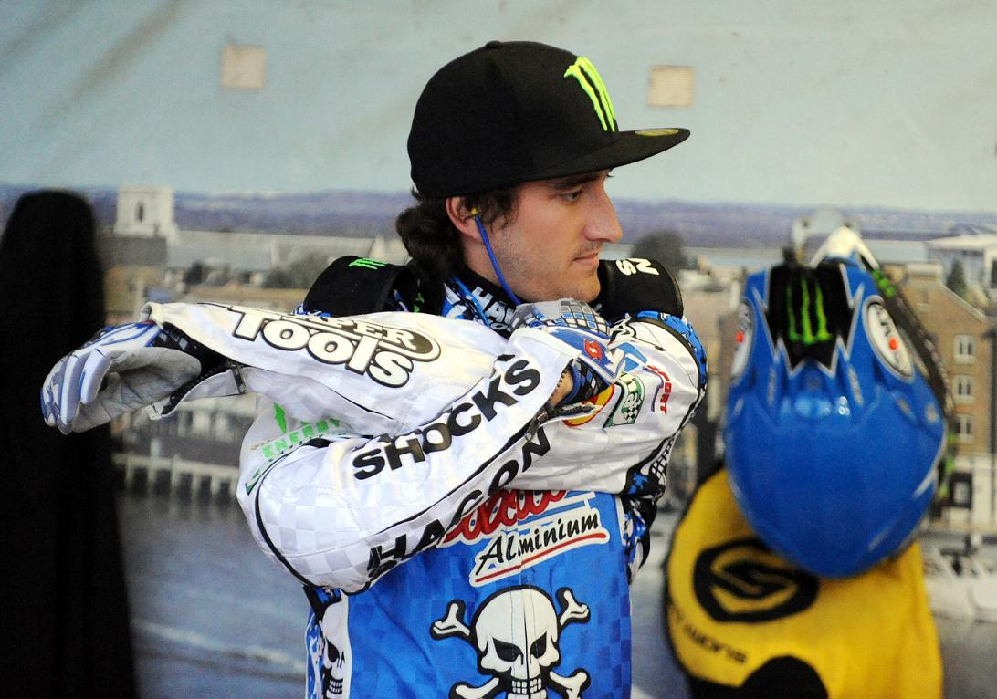 STAR MAN: Chris Holder