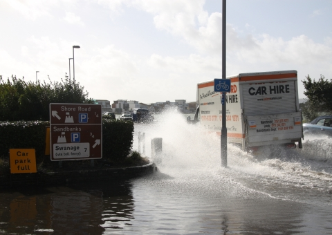More flooding on the way? Severe weather warning issued for Wednesday, Thursday and Saturday