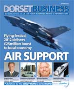 Bournemouth Echo: October Dorset Business 2012