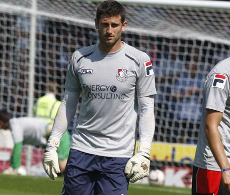 ABLE DEPUTY: Cherries keeper Shwan Jalal