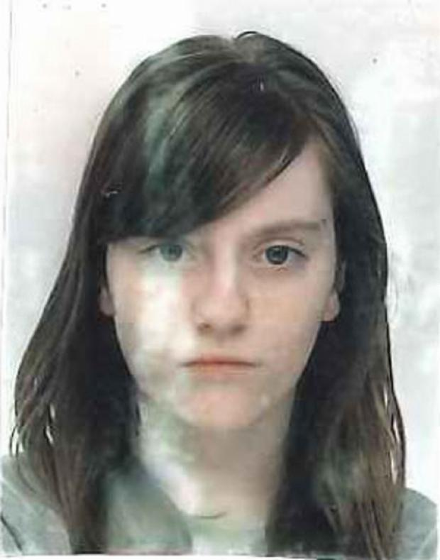 Police seek missing girl, 17