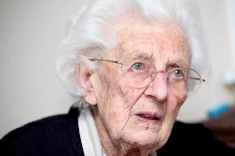 Distraction burglary: Victim 96-year-old Nora May