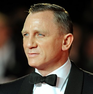 Skyfall, starring Daniel Craig as James Bond, has broken box offices records for a 007 film