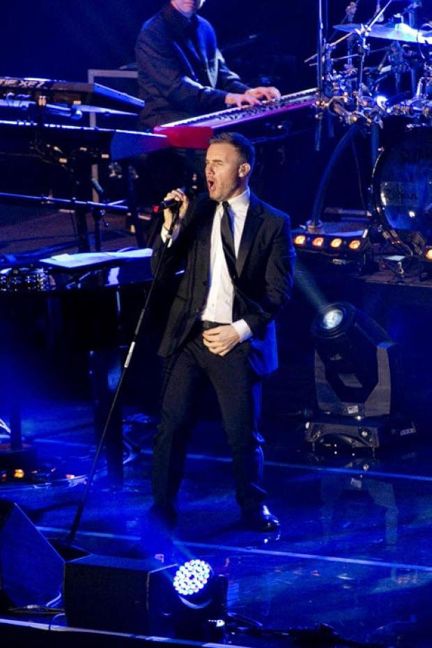Bournemouth Echo: Gary Barlow to bring tour solo tour to Bournemouth in April