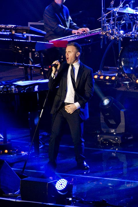 Gary Barlow to bring tour solo tour to Bournemouth in April