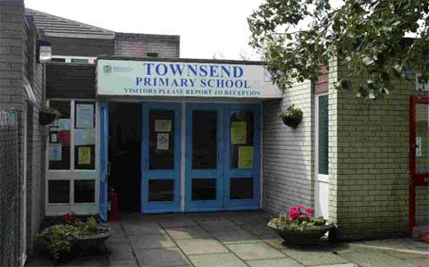 RECOMMENDED: Townsend Primary School is set to be run by the Aspirations Academies Trust.
