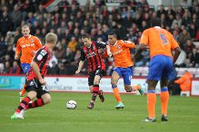 Marc Pugh Cherries v Oldham