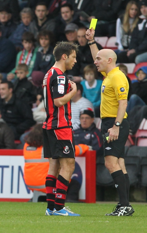 Harry Arter Cherries v Oldham