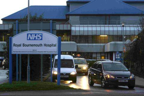 Gridlock again for Bournemouth hospital staff, visitors and patients