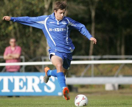 HOT PROSPECT: Harry Cornick