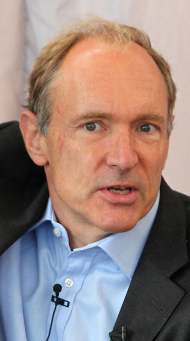 Why web inventor Tim Berners-Lee is worried about the future