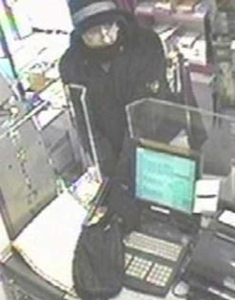 CCTV images released after armed robbery at Highcliffe Post Office