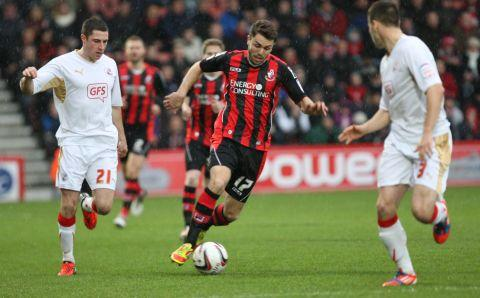 LOOKING FORWARD: Cherries' Josh McQuoid