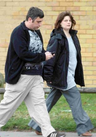 JAILED: Dean Thomas and Melynda Thomas