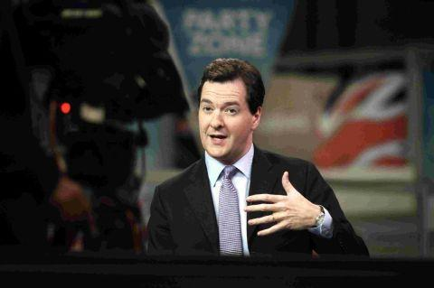 RADICAL REVIEW: Chancellor George Osborne is being lobbied for change