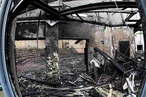 Calls for inquiry into Lytchett Minster School blaze